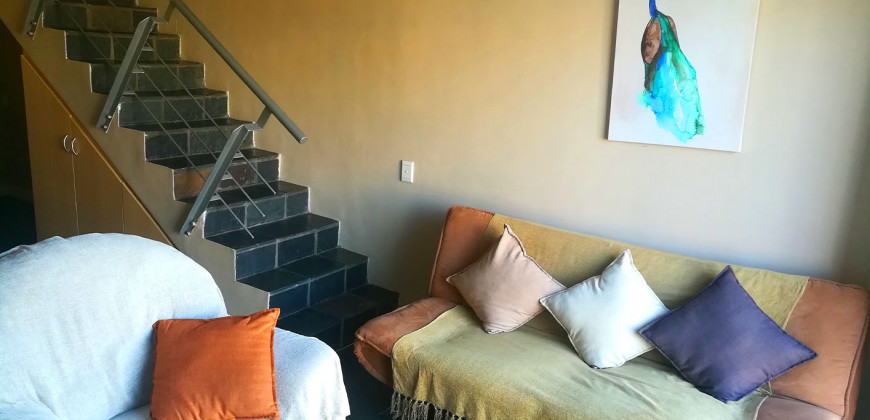 Two-Bedroom Apartment in Riverside Lofts