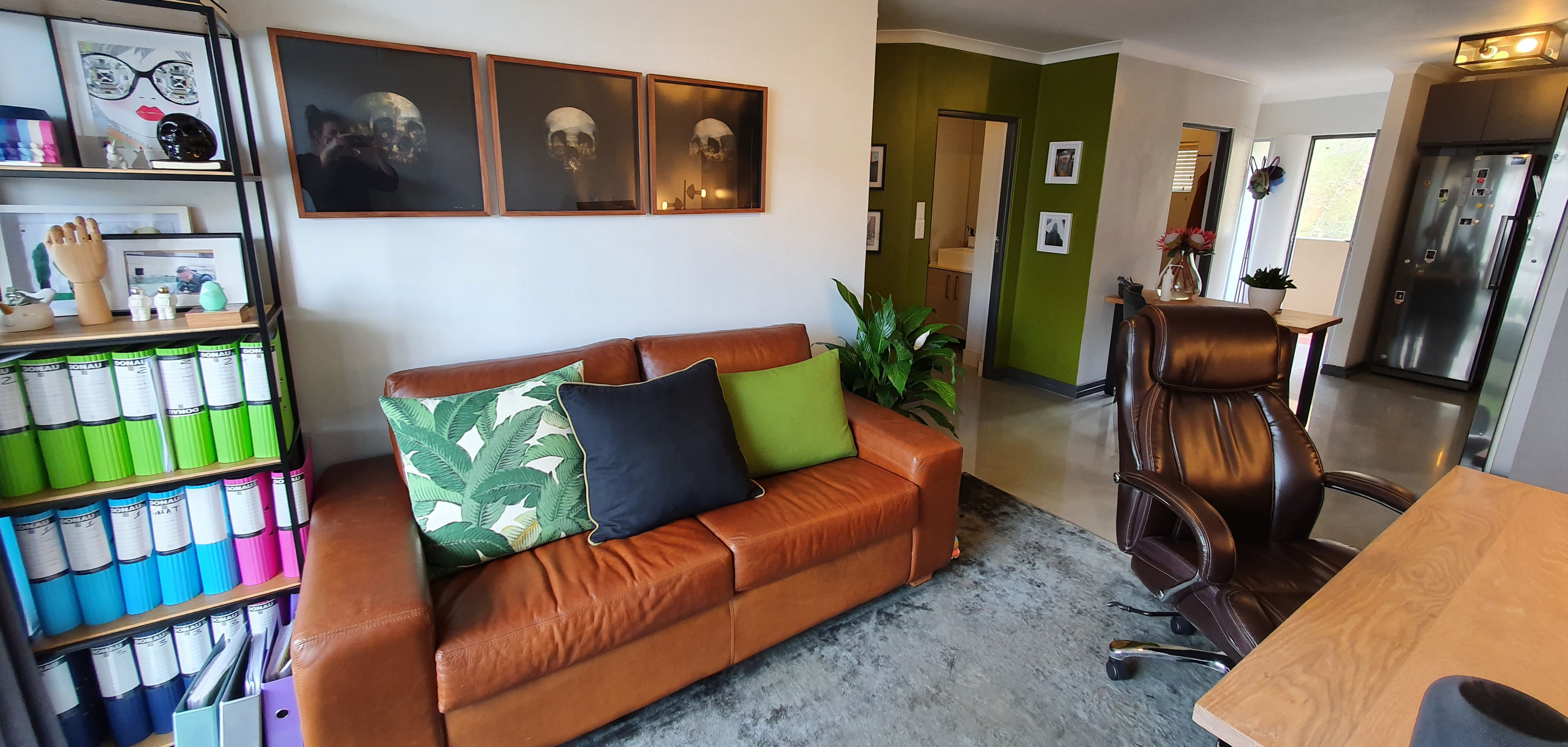 Two-Bedroom Apartment in Cascades 2