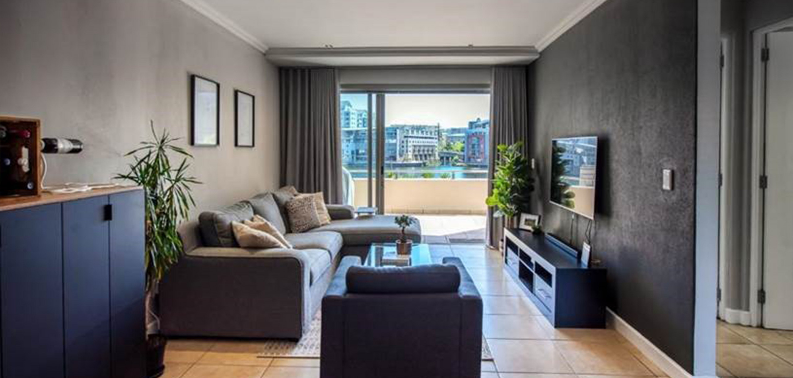 Two-Bedroom Apartment in Tyger Quays